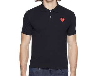 Cdg polo shirt