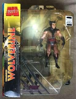 Marvel Select - Unmasked Wolverine