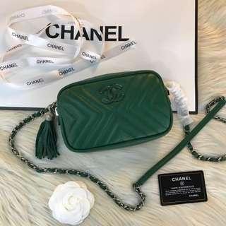 Chanel camera case sling bag