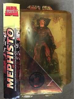 Marvel Select - Mephisto (Rare)