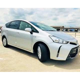 Brand New Toyota Prius Alpha Hybrid 1.8A !!!