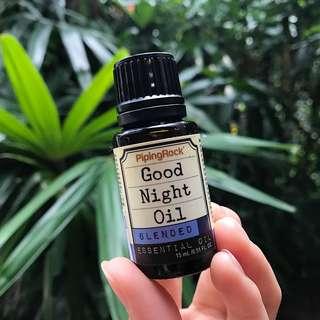 Good Night Essential Oil