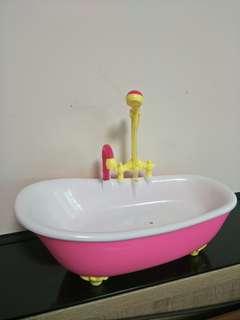 🚚 玩具 音樂 浴缸