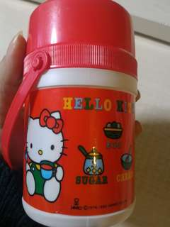 Sanrio hello kitty水壺