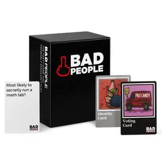 Bad People Card Game (Main Game)