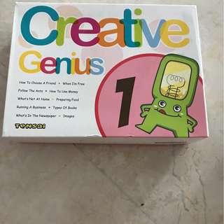 Tensai Creative Genius