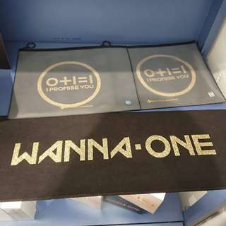 【Korea Buying Service】Wanna One Official Slogan