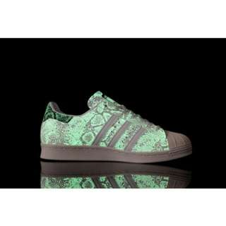 Adidas Stan Smith Glow In the Dark