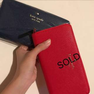 Kate Spade wallets (PLEASE READ INFO BOX)
