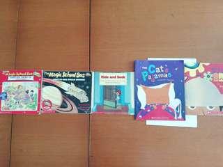 Scholastic used children's books