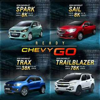 Chevrolet 8000 downpayment