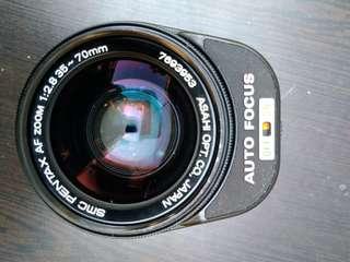 Smc pentax 35-70mm f 2.8
