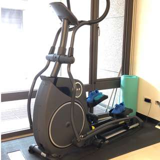 【JOHNSON】喬山 | HORIZON | Andes 6 | 橢圓交叉訓練機 | 划步機不傷膝蓋 | 正常使用。狀況極佳。出清求售