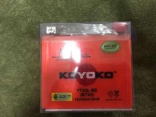 KOYOKO MOTOR BATTERY