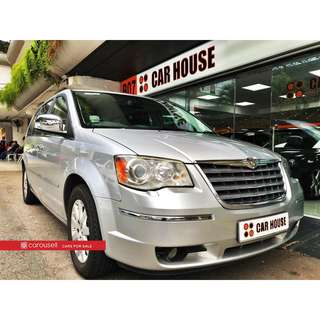 Chrysler Grand Voyager 3.8A Limited