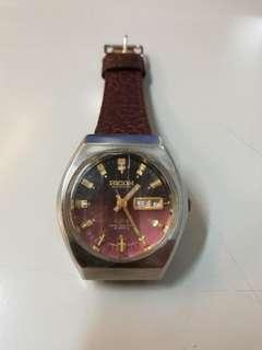 70's Ricoh 3 Star Men's Watch like Seiko, Citizen, Rado, Longines, Tissot, Omega, Bulova, Oris
