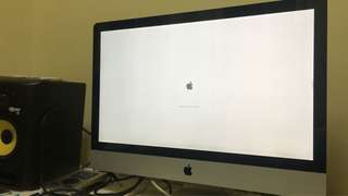 "iMac 27""inch  2.8Ghz i7 2009late 連keyboard, magic mouse, track pad"