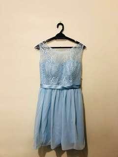 Pretty Blue Dress 💙