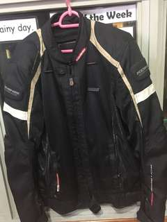 Riding Safety Jacket (KOMINE)