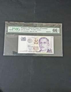 尤索$2  OTP 333333  PMG 66