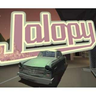 Jalopy Steam Game Key Adventure Game
