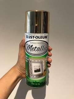 Rustoleum Gold Spray Paint