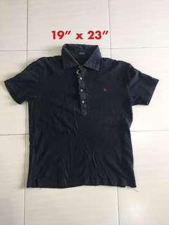 Burberry black tshirt