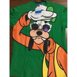 Tokyo Disneyland Disney Goofy mens graphic tee shirt M BNWT
