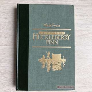 [RARE] The Adventures of Huckleberry Finn -  Mark Twain (Reader's Digest Edition)