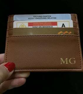 Wallet Card (slot 6pcs)