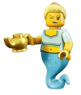Lego Series 12 Genie