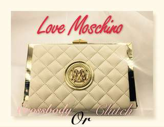 Love Moschino Crossbody/Clutch