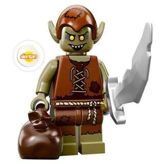 (NEW) LEGO 71008 CMF Series 13 - Goblins