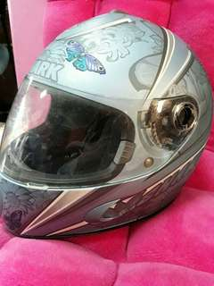 Fullface Helmet Shark