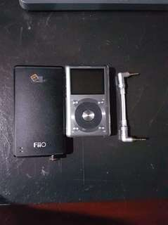 Selling: Hi-Fi audio player + AMP (FiiO)