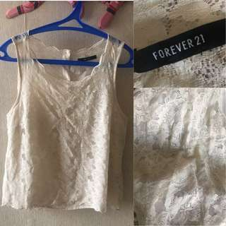 Forever21 summer top