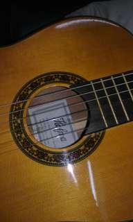 旅行 3/4 Hofma 花邊音孔 古典吉他