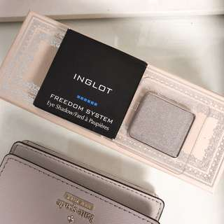 Authentic Inglot freedom system eyeshadow • amc eye shadow shine square 152