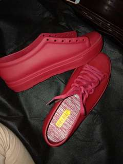 jelly shoes barabara