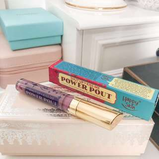 Happy Skin Shut Up and Kiss Me • Powder Pout • Moisturizing Lipstick • Shade Royal Treatment