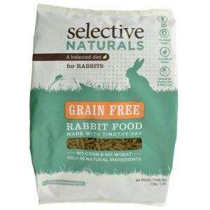 Selective Naturals Grainfree Rabbit Food 1.5kg