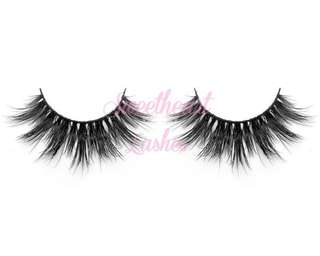 Dramatic 3D Mink lashes - MIMI