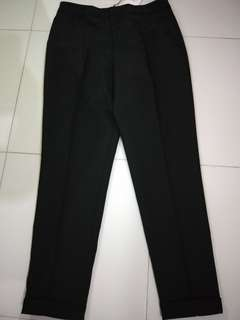 BN G2000 women black long office pants