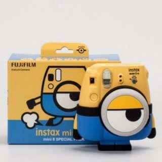 (NEW) Minion Fujifilm