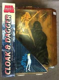 Marvel Select - Cloak and Dagger (Rare)