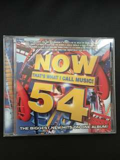 Now that's what i call music! 54