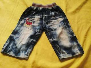 Boys Maong Shorts