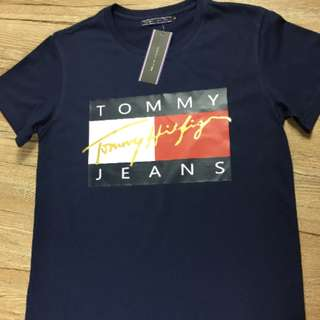 Tommy Hilfiger Tee - 4 Colours