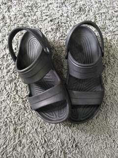 Preloved authentic Crocs sandals