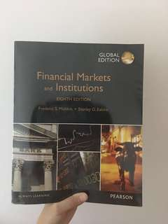UOL PBF- Financial Markets and Institutions Eight edition